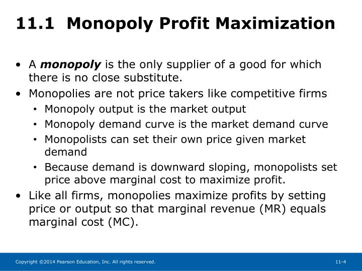 distinguishing between monopoly and monopsony Distinguishing the source of market power  sumner estimates the reduced-form relationship between  tests are implemented to examine both monopoly and monopsony.