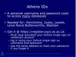 athens ids