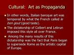 cultural art as propaganda2