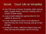 social court life at versailles1