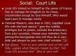 social court life3