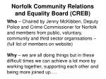 norfolk community relations and equality board creb1