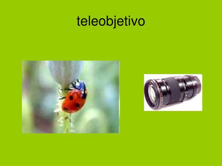 teleobjetivo