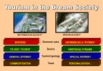 tourism in the dream society
