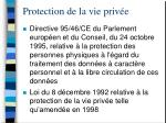 protection de la vie priv e1