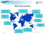 ibcc pilot schools