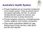 australia s health system1