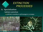 extinction processes5