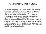 diversity dilemma4