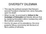 diversity dilemma7