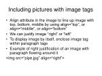 including pictures with image tags2