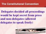 the constitutional convention5