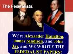 the federalists1