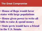 the great compromise2