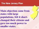 the new jersey plan1