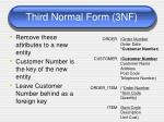 third normal form 3nf3