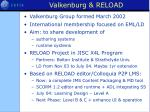 valkenburg reload
