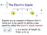 the electric dipole1