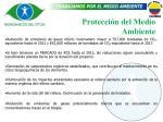 protecci n del medio ambiente