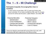 the 1 9 90 challenge