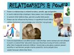 relationships power
