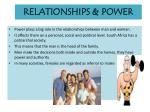 relationships power1