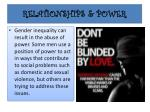 relationships power4