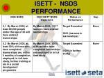 isett nsds performance4