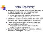 natix repository1