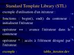 standard template library stl2