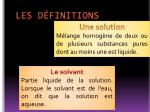 les d finitions