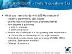 solid isern dieter s questions 1 2