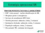 estrat gia operacional sr1