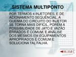 sistema multiponto1