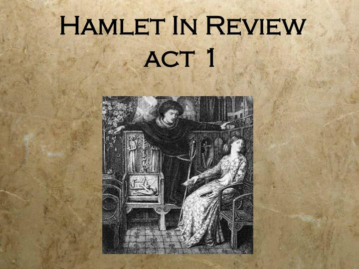 the effects of revenge on soliloquies in hamlet a play by william shakespeare Revenge in hamlet there are three plots in shakespeare's hamlet: the main revenge plot and two subplots in any elizabethan revenge play who can be.