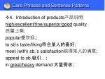 core phrases and sentence patterns2