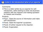 letter 2 an introduction letter of an exporter1