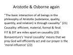 aristotle osborne again