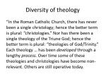 diversity of theology