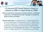 1 o documento 65 pastoral familiar no brasil foi publicado em 1993 na cole o estudos da cnbb