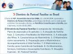 3 diret rio da pastoral familiar no brasil