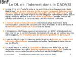 le dl de l internet dans la dadvsi