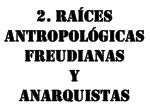 2 ra ces antropol gicas freudianas y anarquistas