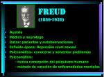 freud 1856 1939