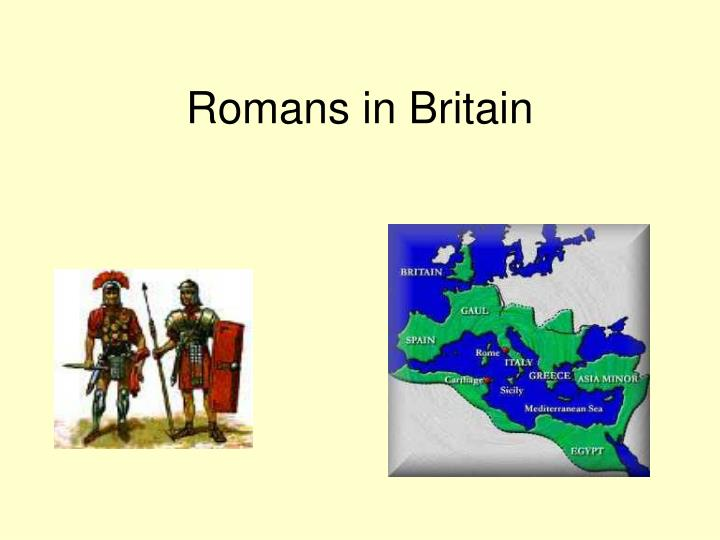 romans in britain n.
