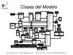 clases del modelo