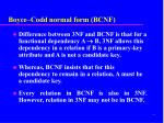 boyce codd normal form bcnf1