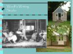 woolf s writing studio