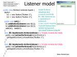listener model1
