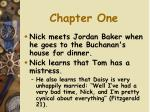 chapter one2